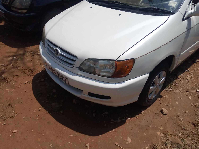 Toyota Ipsum 2004 White