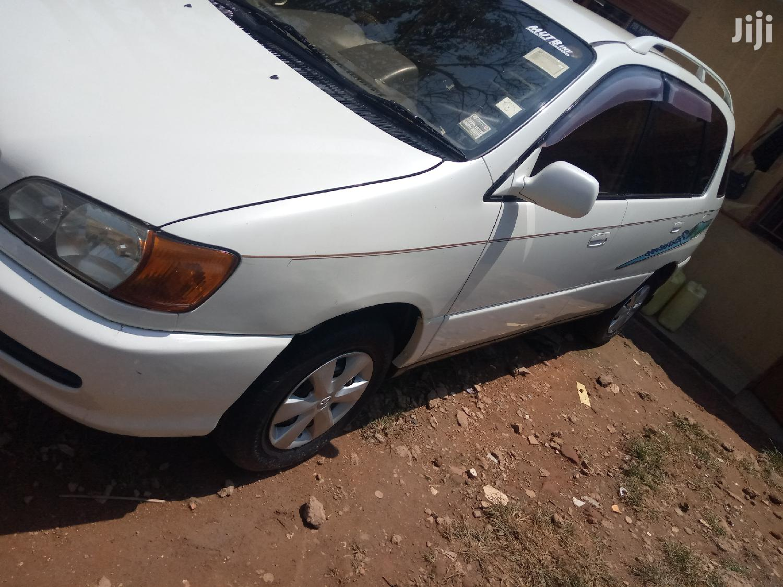 Toyota Ipsum 2004 White | Cars for sale in Kampala, Central Region, Uganda