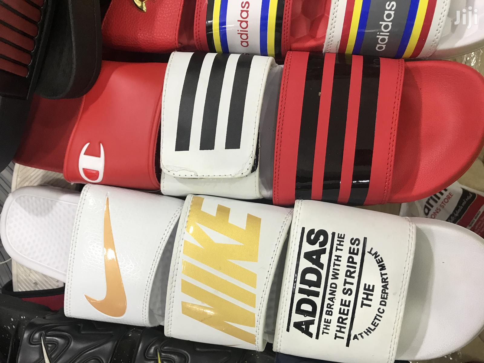 Nike And Adidas Slides Wholesale And Retal | Shoes for sale in Kampala, Central Region, Uganda