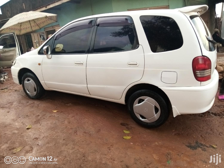 Archive: Toyota Spacio 1998 White