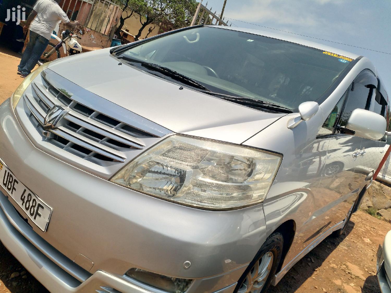 Toyota Alphard 2006 Silver | Cars for sale in Kampala, Central Region, Uganda