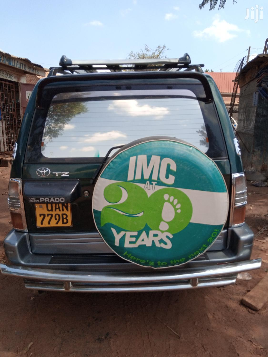 Toyota Land Cruiser Prado 1998 Green | Cars for sale in Wakiso, Central Region, Uganda