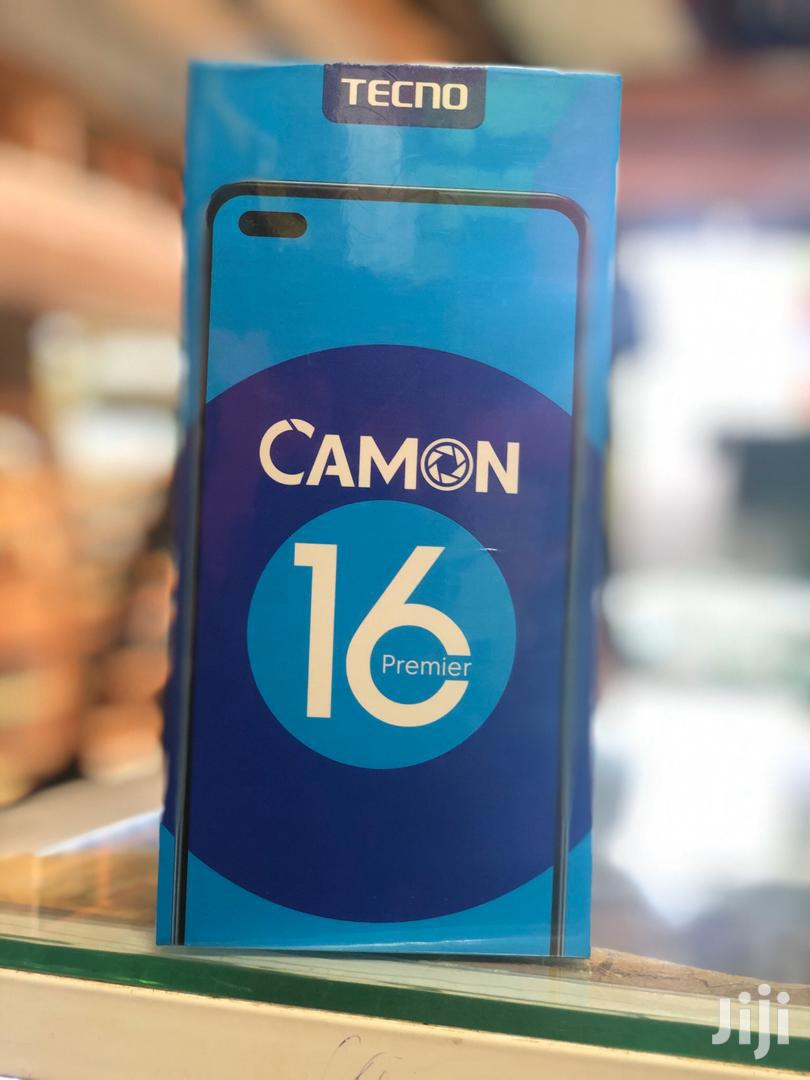 Archive: New Tecno Camon 16 Premier 128GB Gray