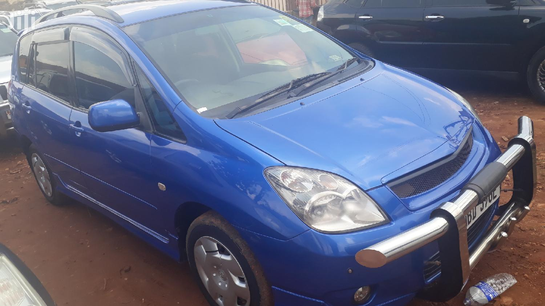 Toyota Spacio 2001 Blue | Cars for sale in Kampala, Central Region, Uganda