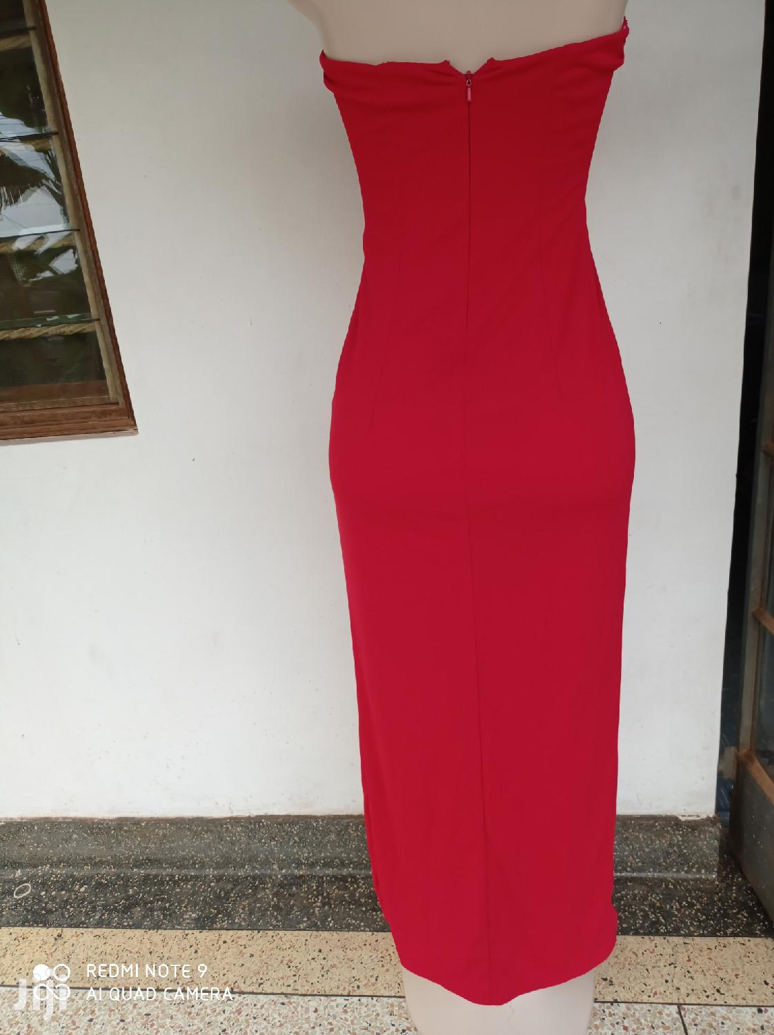 Party Dress With Side Slit. | Clothing for sale in Kampala, Central Region, Uganda