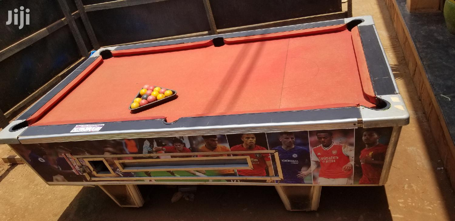 Archive: Pool Table