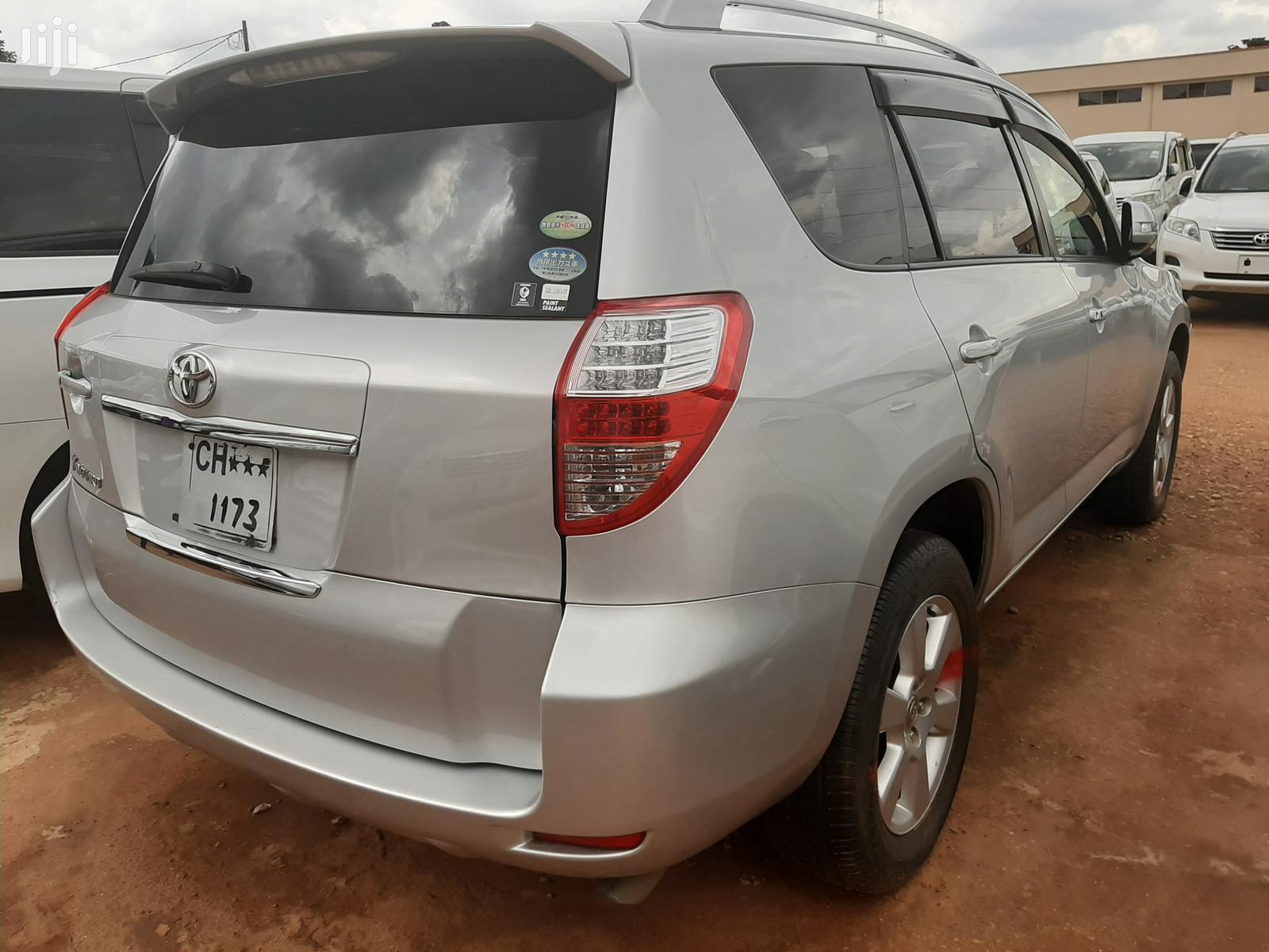 Toyota Vanguard 2008 Silver | Cars for sale in Kampala, Central Region, Uganda