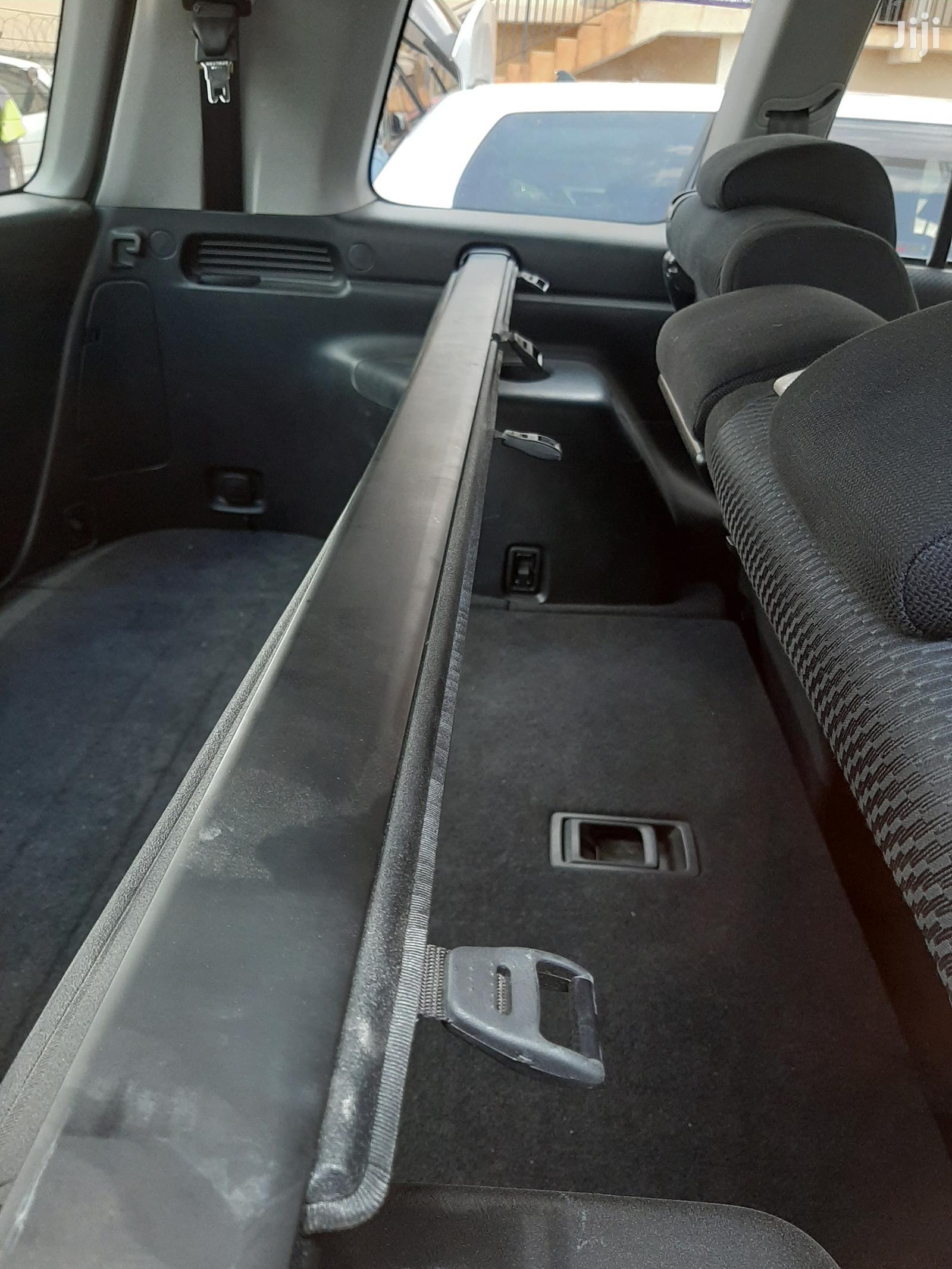 Archive: Toyota Kluger 2006 Black