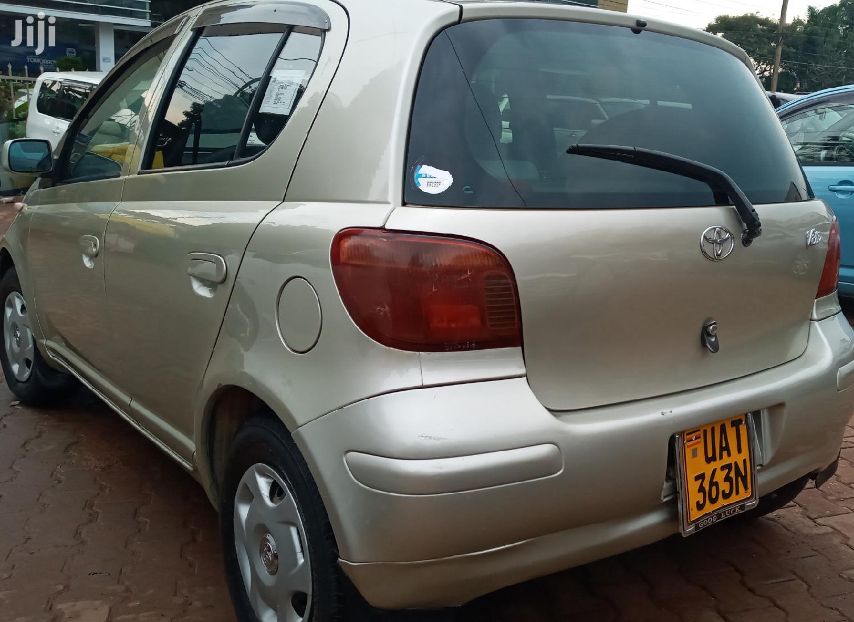Toyota Vitz 1999 Gold | Cars for sale in Kampala, Central Region, Uganda