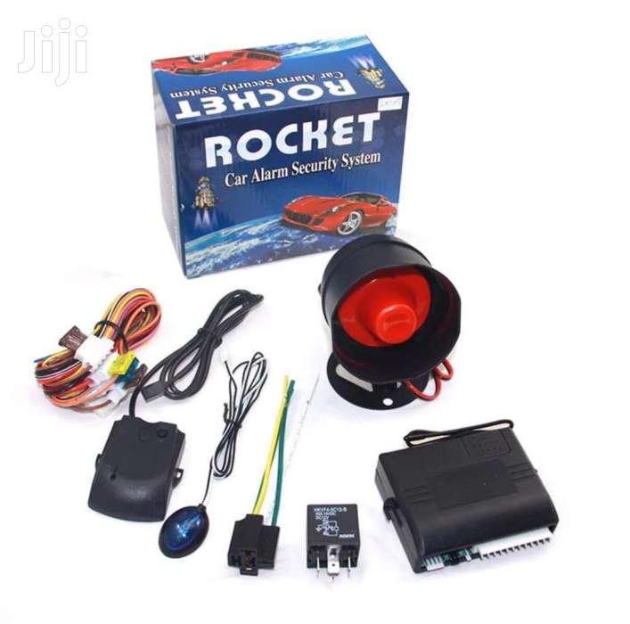Smart One Way Car Alarm System