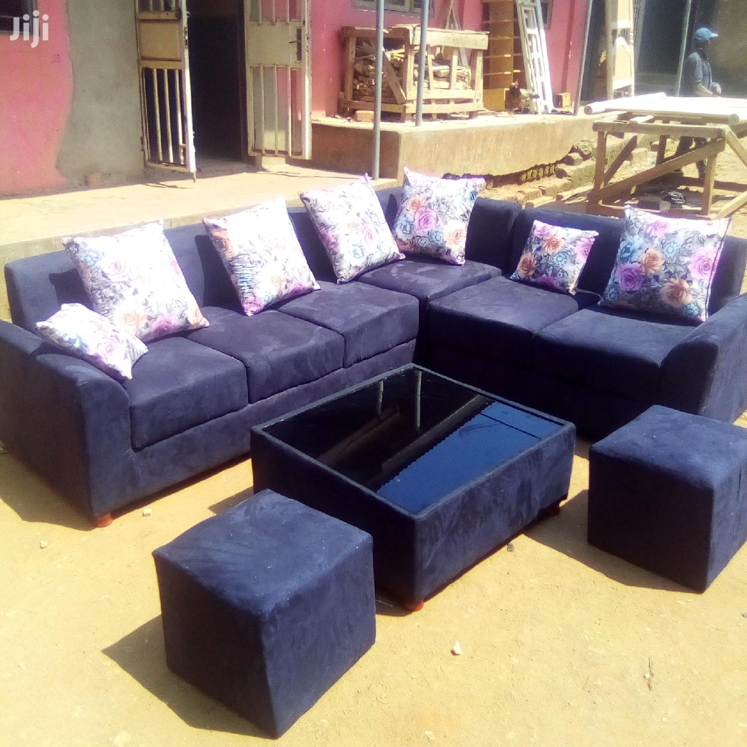 L Shaped Sofa | Furniture for sale in Kampala, Central Region, Uganda