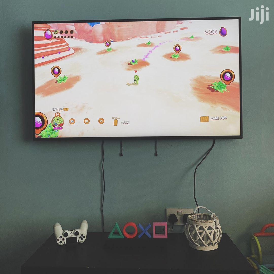 Brand New Hisense UHD 4K Smart TV 55 Inches