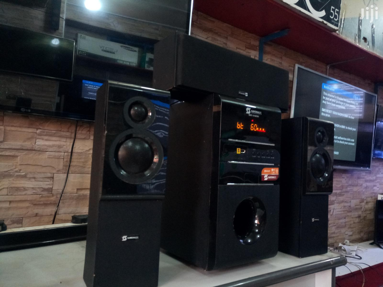 Archive: Sayona Apps Subwoofer Sound System