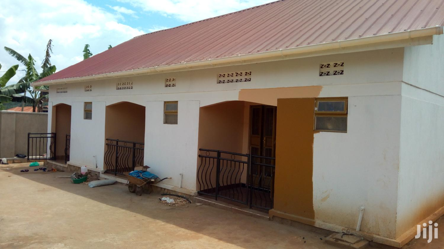 Brand New Double Self Contained In Mukono Kazinga For Rent