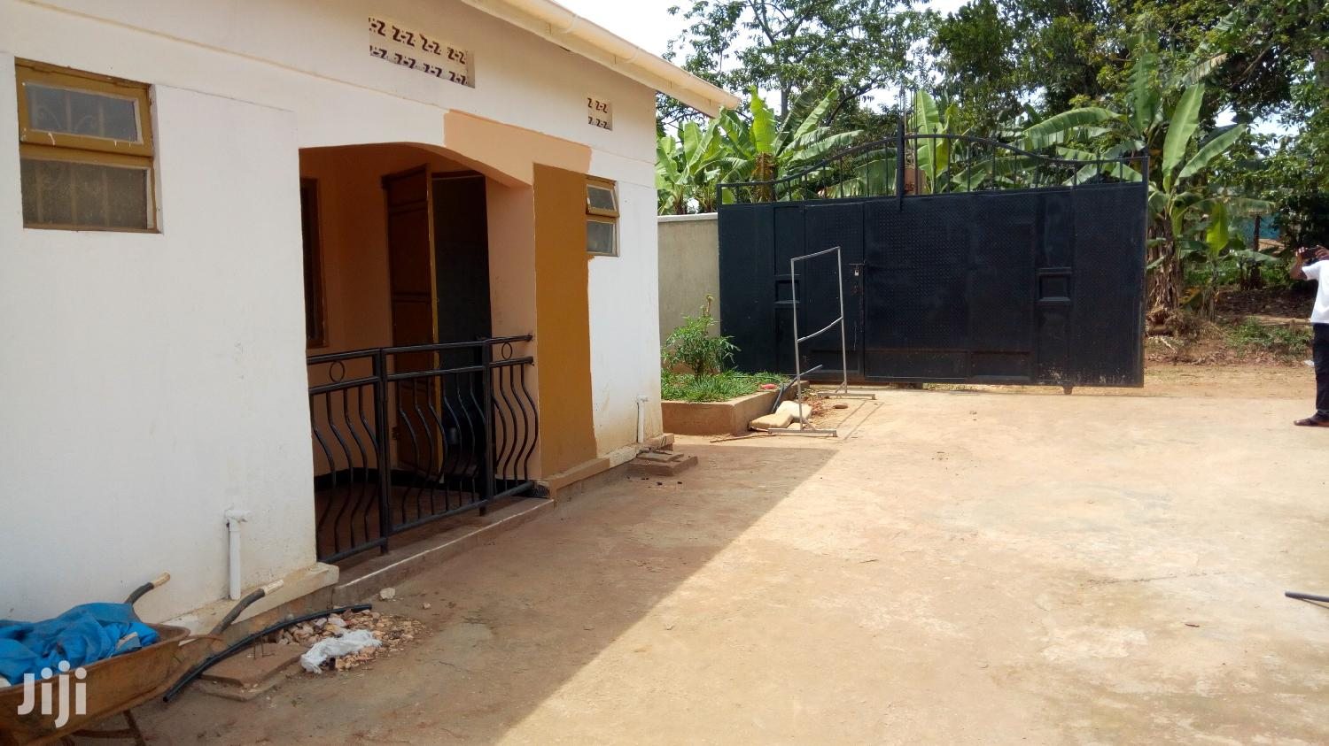 Brand New Double Self Contained In Mukono Kazinga For Rent | Houses & Apartments For Rent for sale in Mukono, Central Region, Uganda