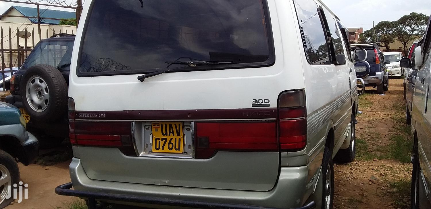 Toyota Hiace 1996 For Sale | Buses & Microbuses for sale in Kampala, Central Region, Uganda