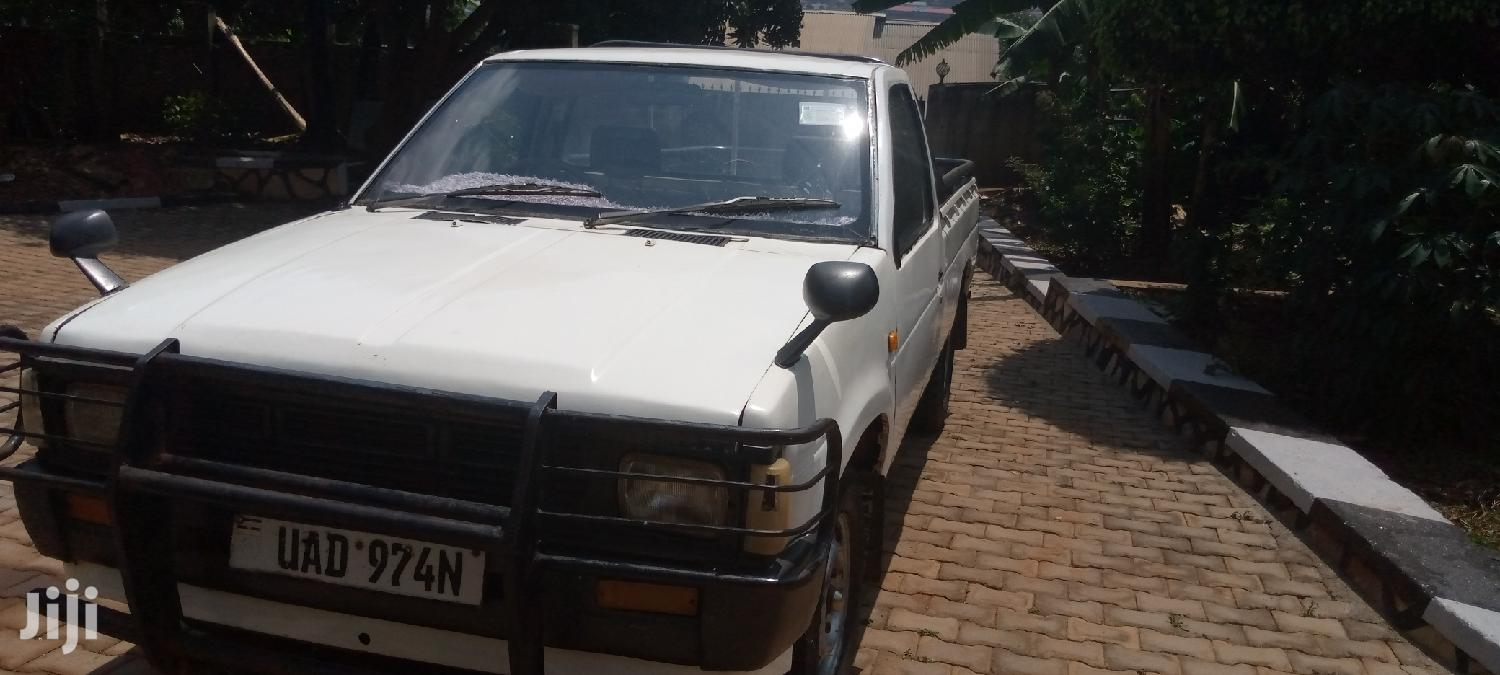 Nissan Pick-Up 1991 White | Cars for sale in Kampala, Central Region, Uganda