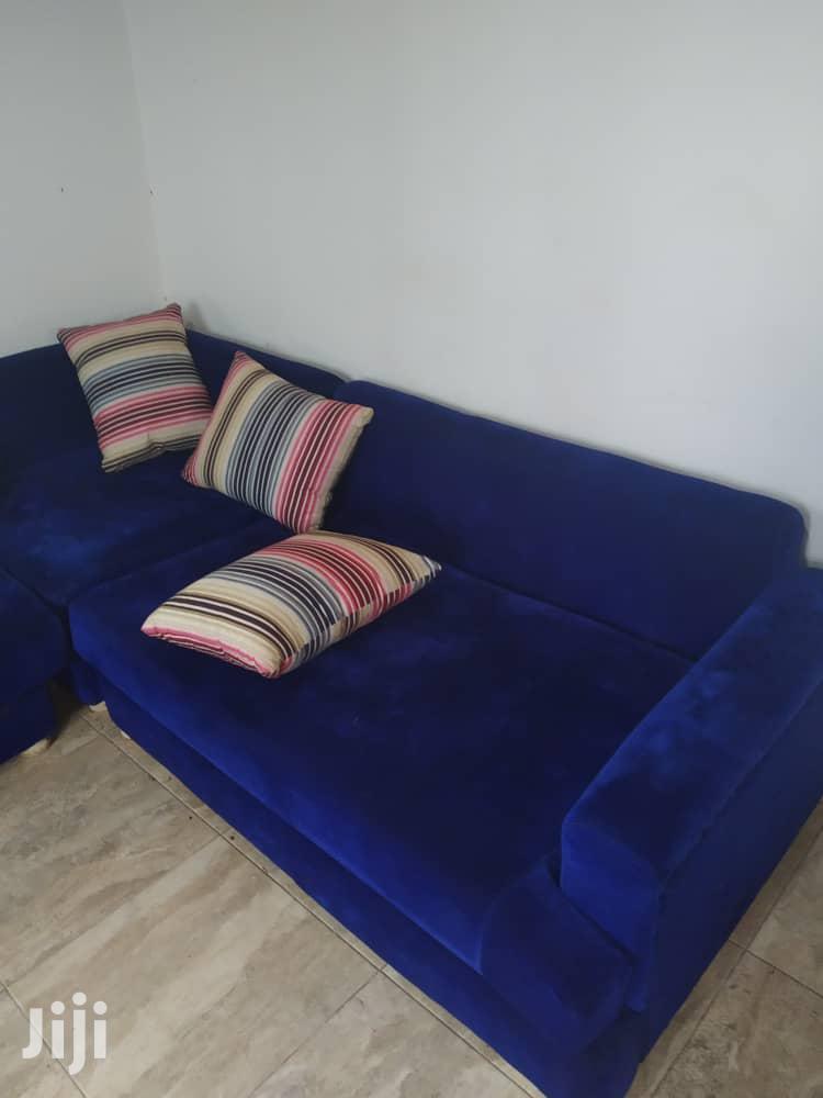 L Shaped Sofa   Furniture for sale in Kampala, Central Region, Uganda