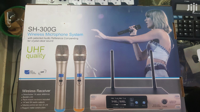 SH-300G Wireless Microphone System | Audio & Music Equipment for sale in Kampala, Central Region, Uganda