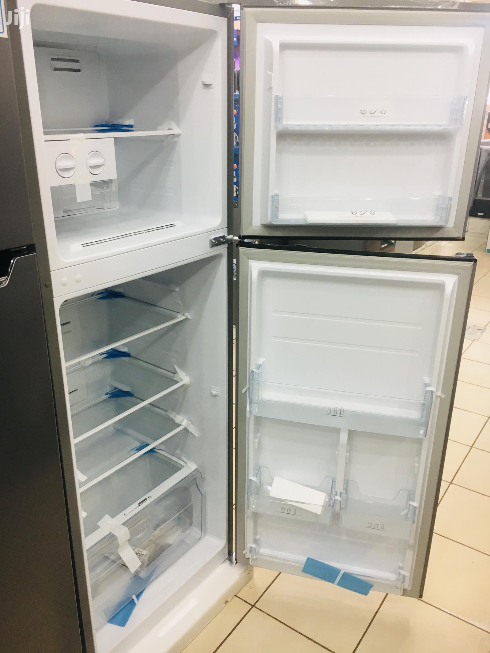 Hisense 295 Litres Double Door Refrigerator Frost Free