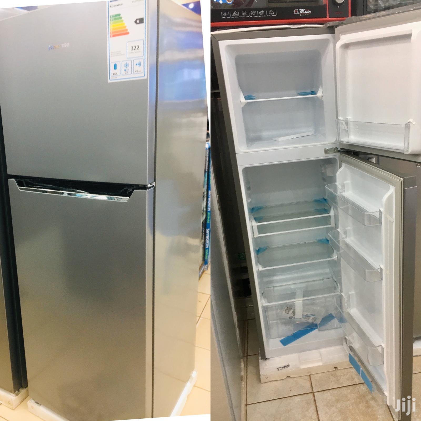 Hisense 295L Double Door Refrigerator Frost Free