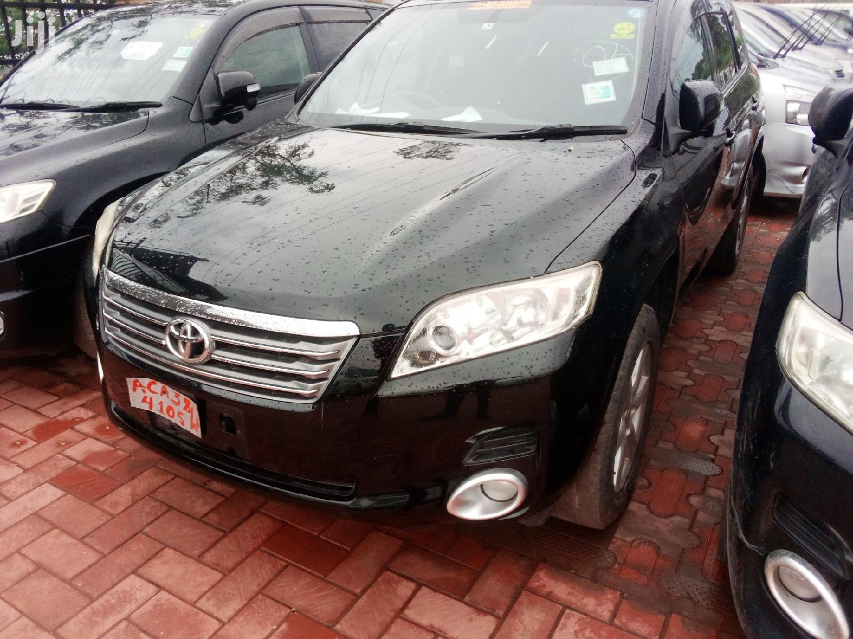 Toyota Vanguard 2007 Black