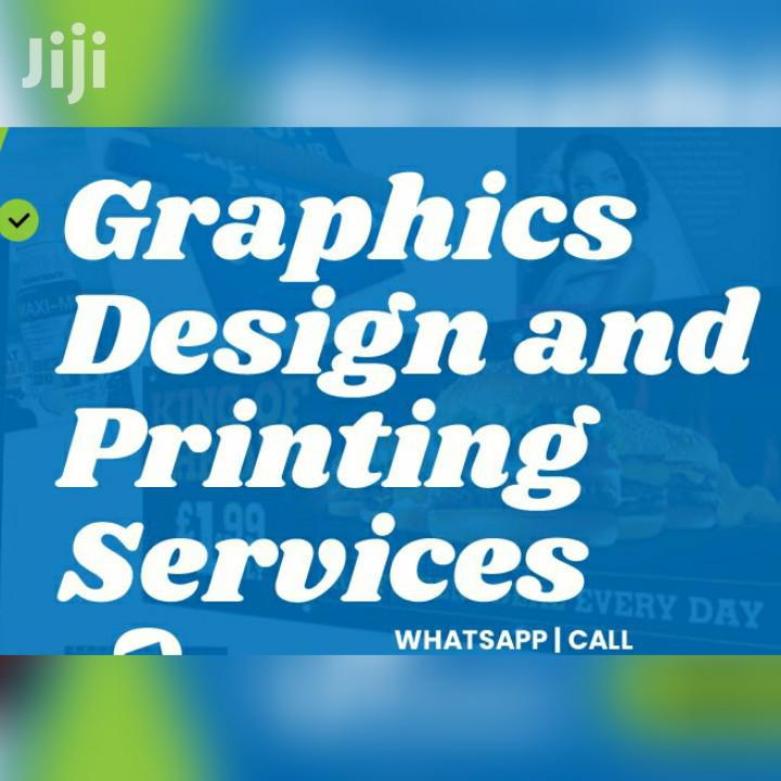 Get Graphics Design and Quality Printing Services