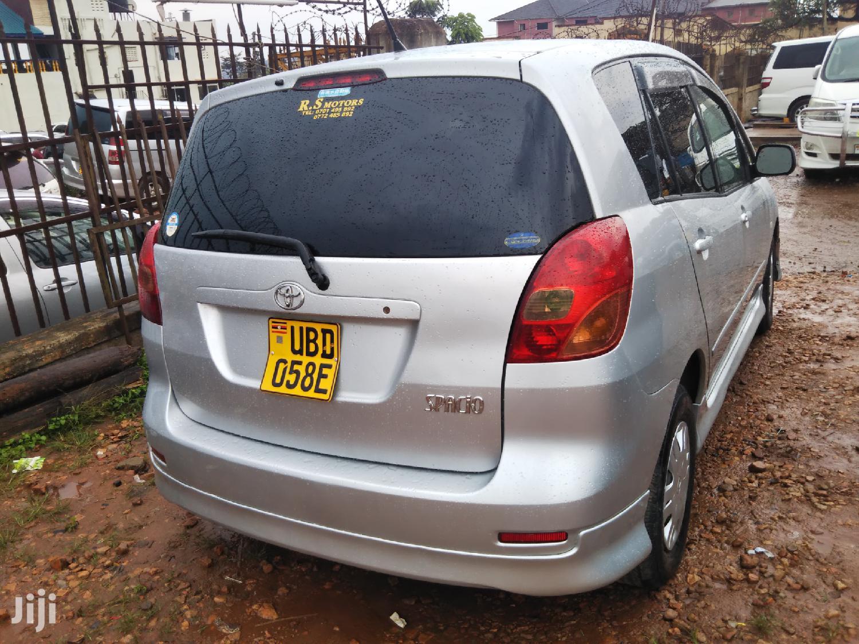 Toyota Spacio 2004 Silver | Cars for sale in Kampala, Central Region, Uganda