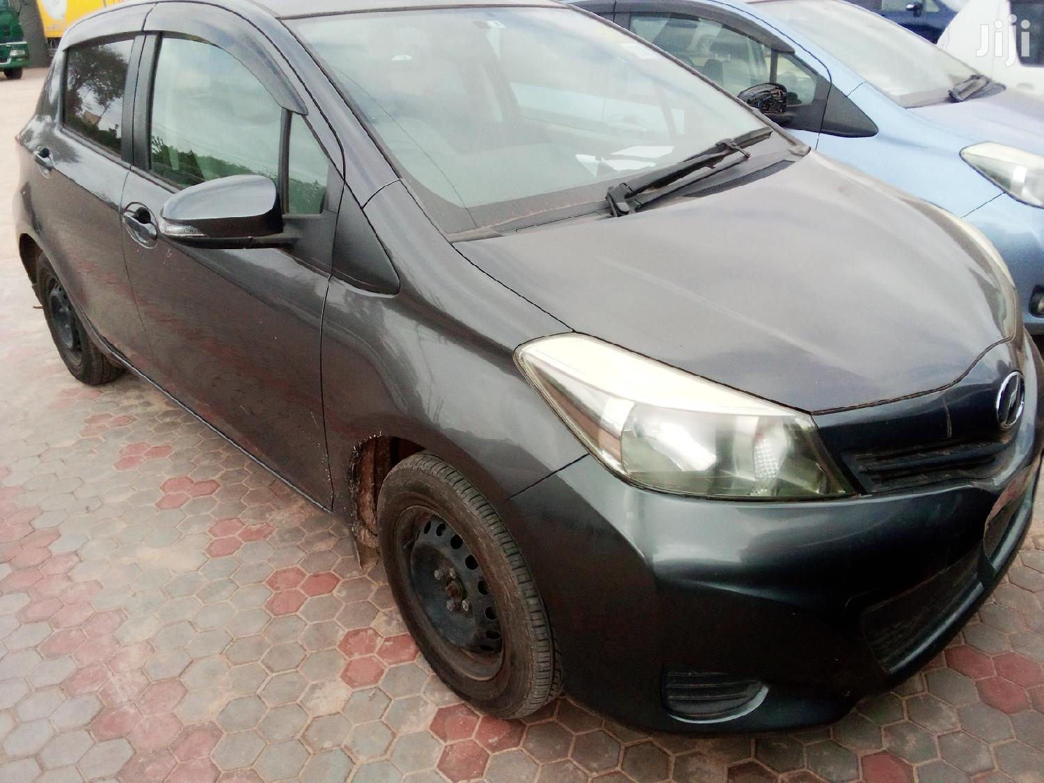 Toyota Vitz 2012 Gray | Cars for sale in Kampala, Central Region, Uganda