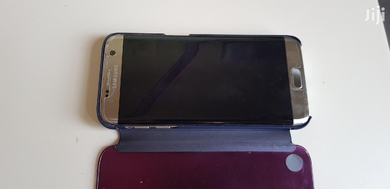 Samsung Galaxy S7 edge 64 GB Silver   Mobile Phones for sale in Mbarara, Western Region, Uganda