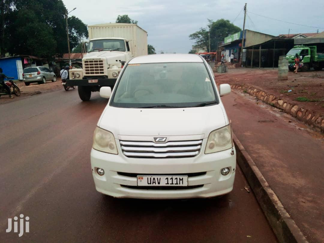 Toyota Noah 2003 White For Hire   Travel Agents & Tours for sale in Kampala, Central Region, Uganda
