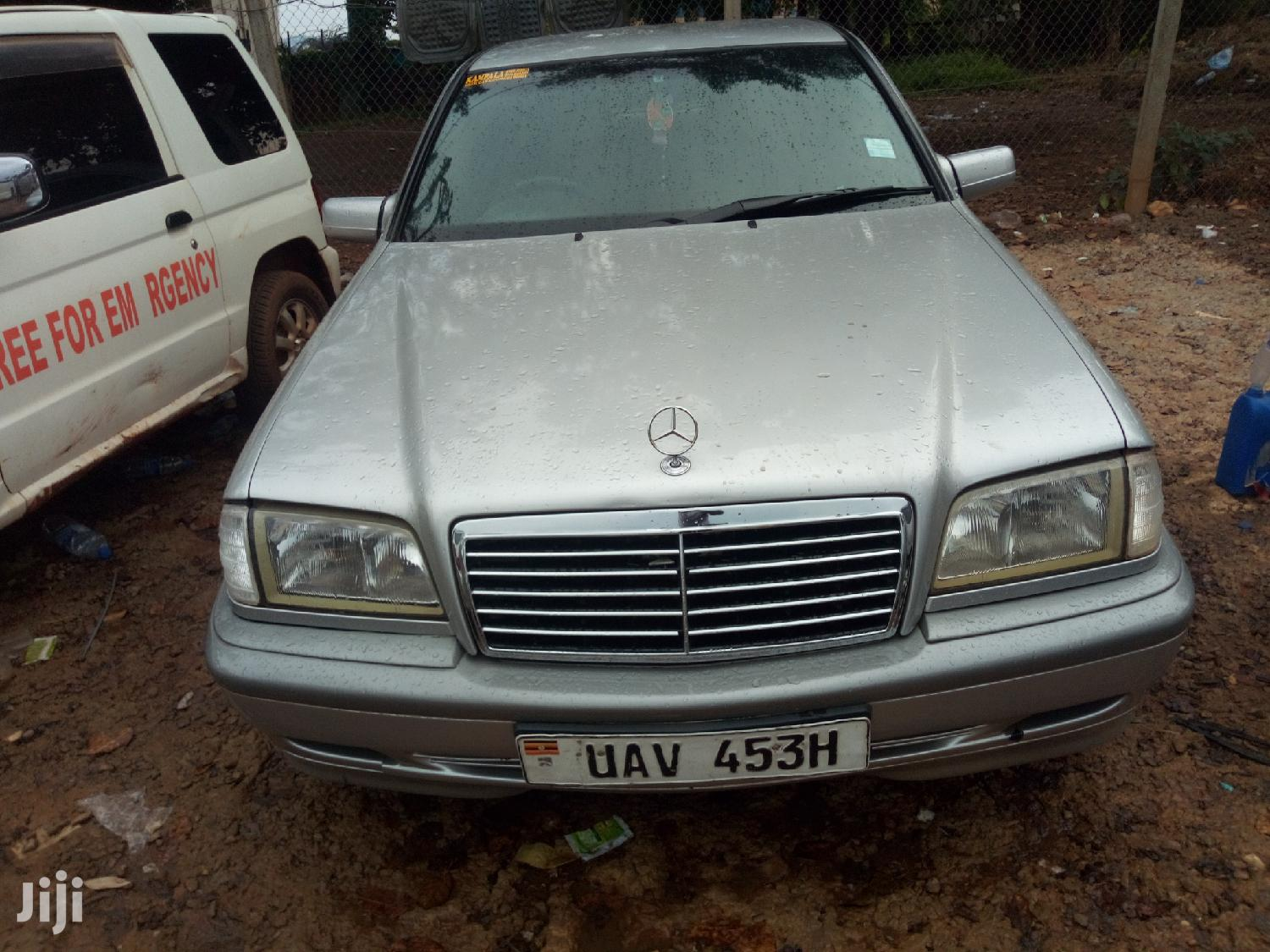 Mercedes-Benz C200 1997 Silver | Cars for sale in Kampala, Central Region, Uganda