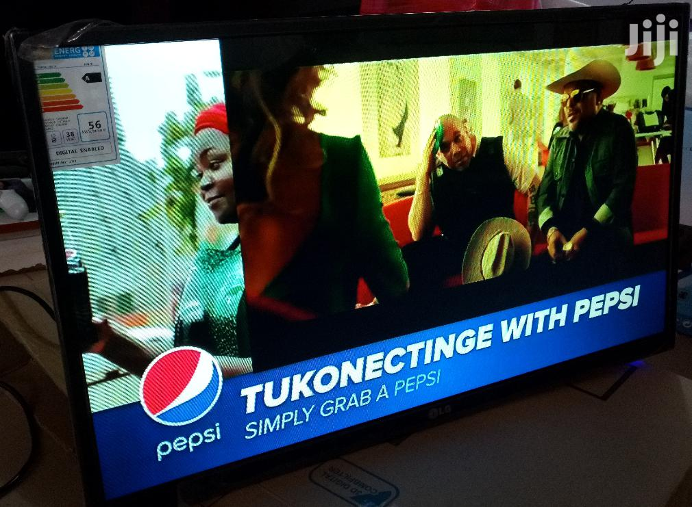 LG Led Flat Screen TV 32 Inches   TV & DVD Equipment for sale in Kampala, Central Region, Uganda