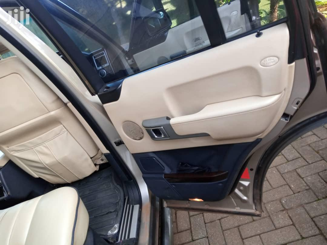 Land Rover Range Rover Vogue 2005 Silver | Cars for sale in Kampala, Central Region, Uganda