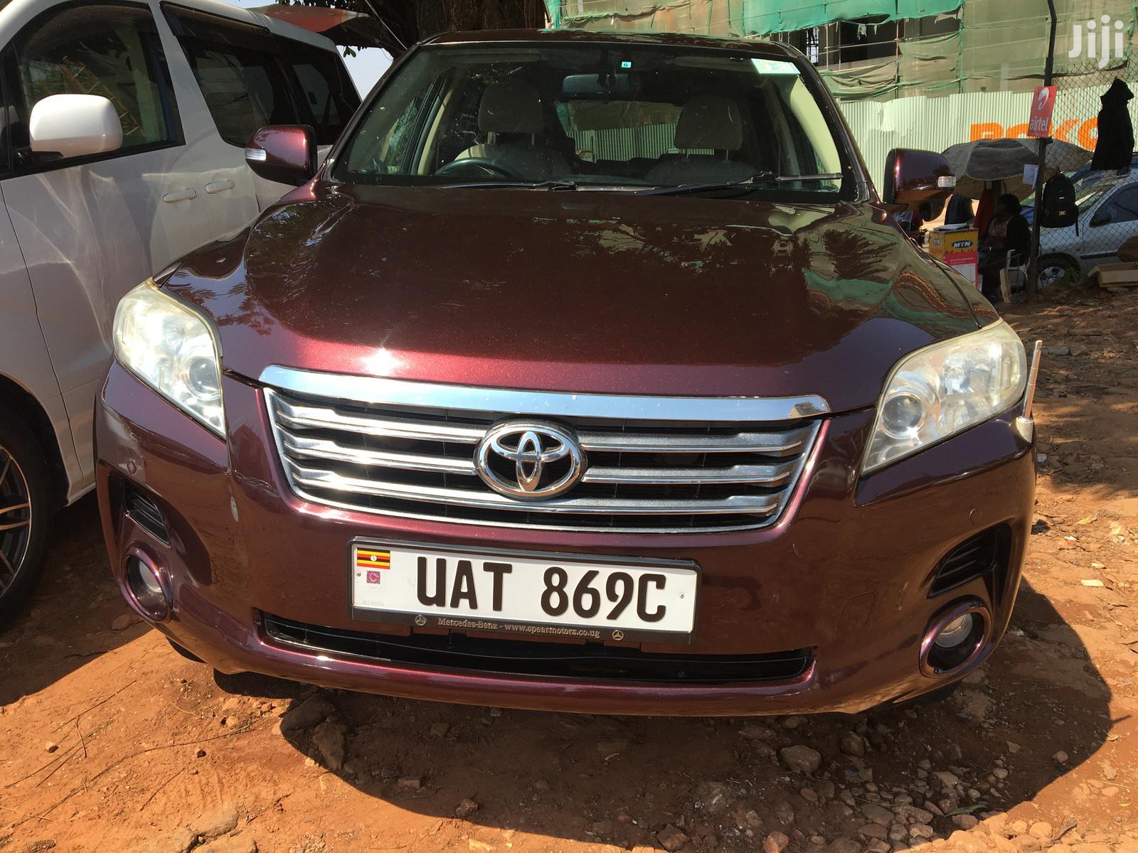 Toyota Vanguard 2009 | Cars for sale in Kampala, Central Region, Uganda