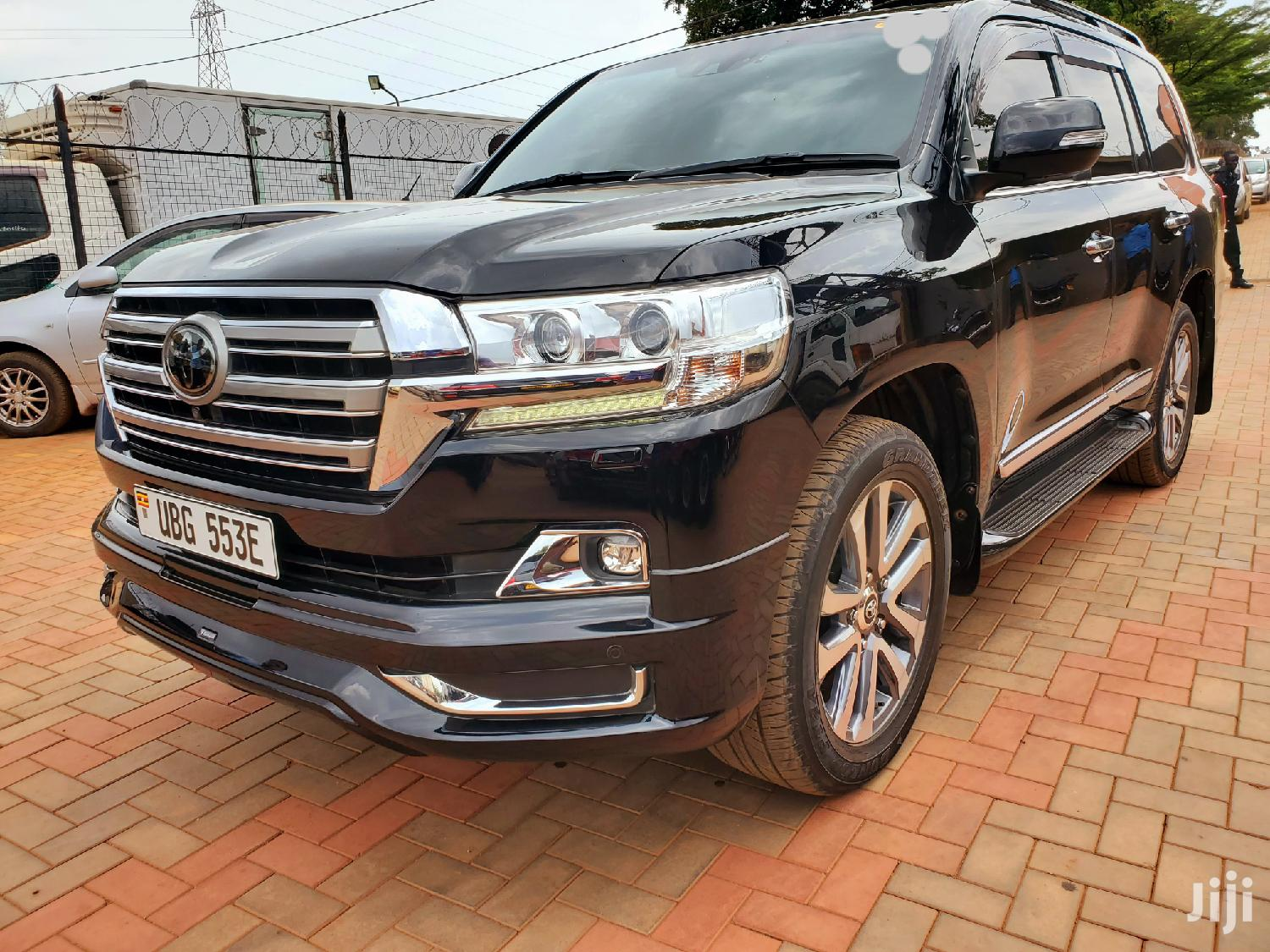Toyota Land Cruiser 2018 Black | Cars for sale in Kampala, Central Region, Uganda