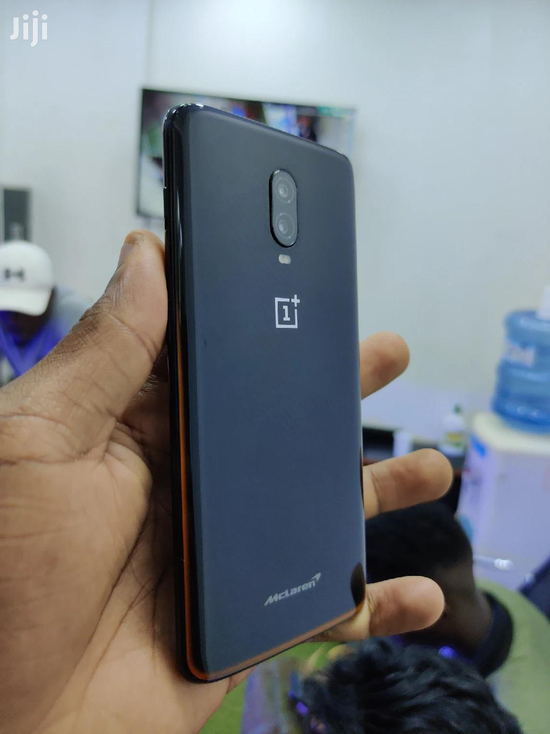 OnePlus 6T McLaren Edition 256 GB Black | Mobile Phones for sale in Kampala, Central Region, Uganda