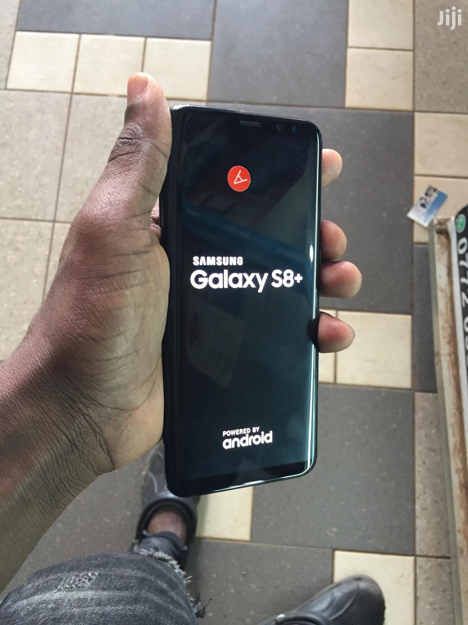 Samsung Galaxy S8 Plus 64 GB Black | Mobile Phones for sale in Kampala, Central Region, Uganda