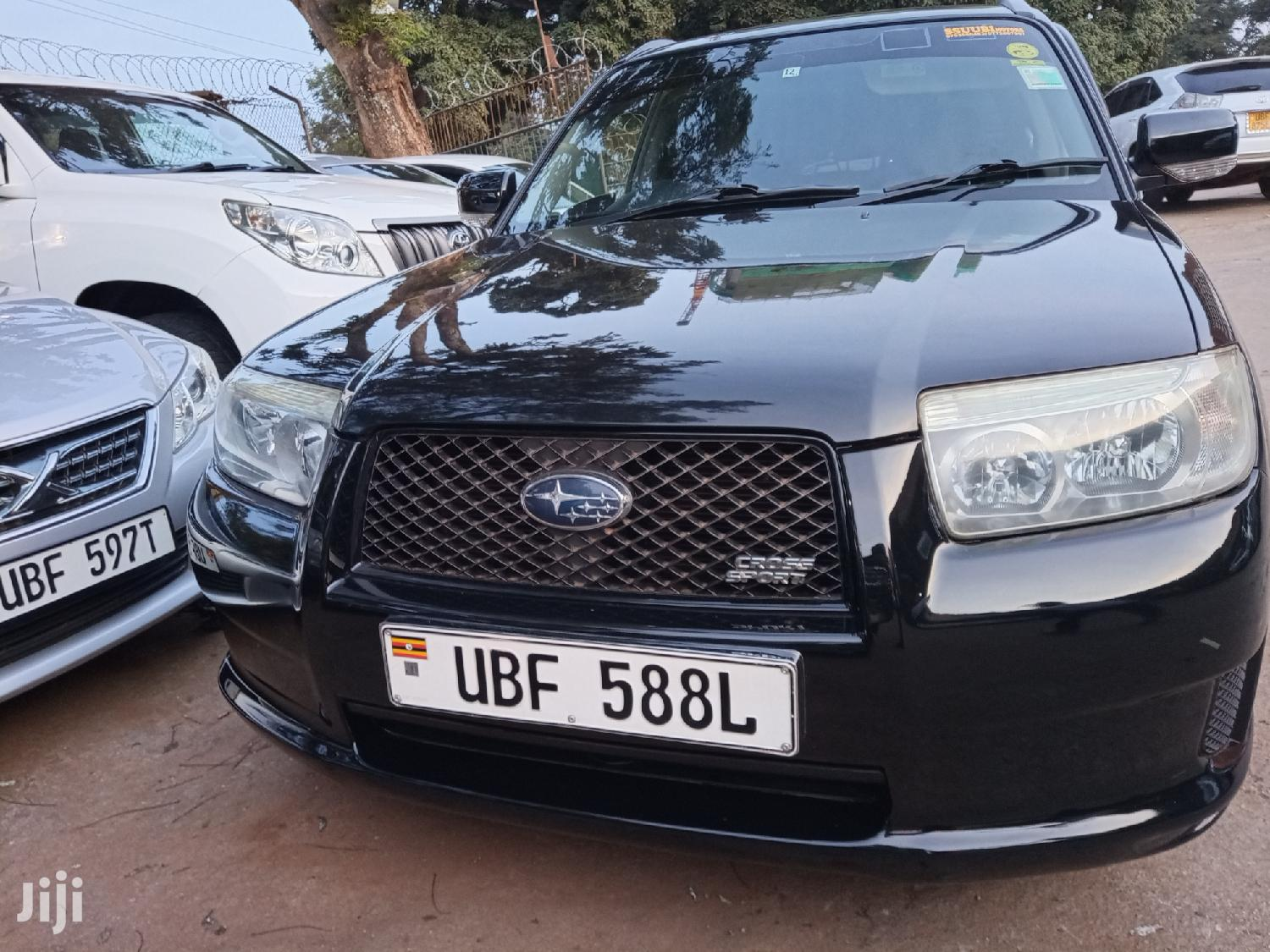 Subaru Forester 2006 Black | Cars for sale in Kampala, Central Region, Uganda