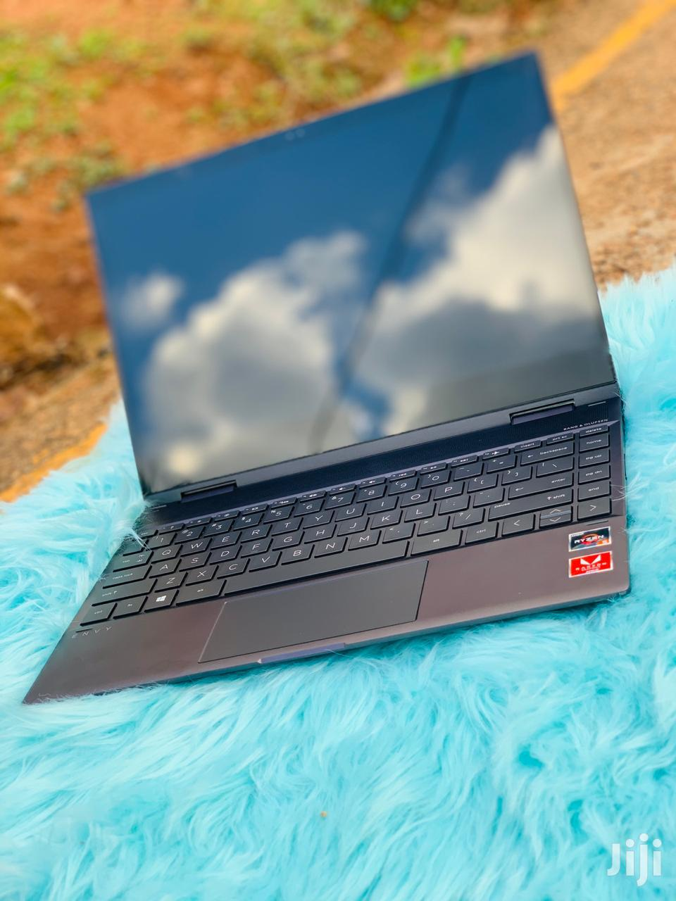New Laptop HP Envy X360 8GB AMD Ryzen SSD 512GB | Laptops & Computers for sale in Kampala, Central Region, Uganda