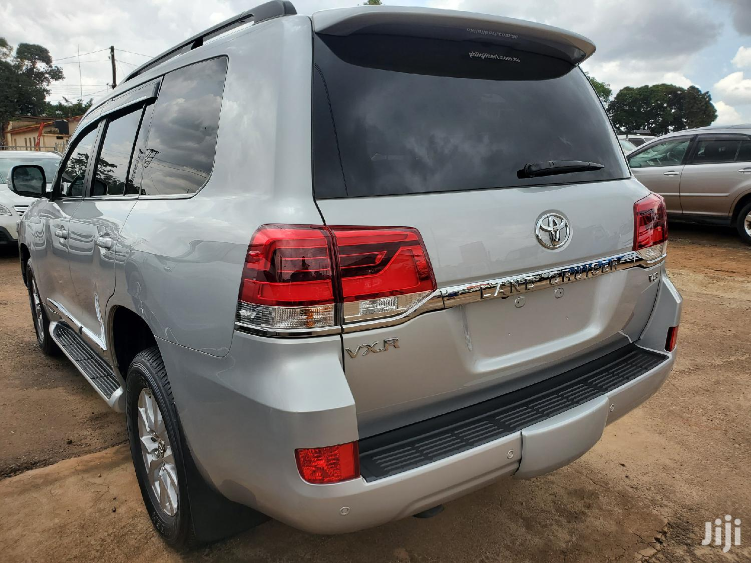 Archive: Toyota Land Cruiser 2017 Silver