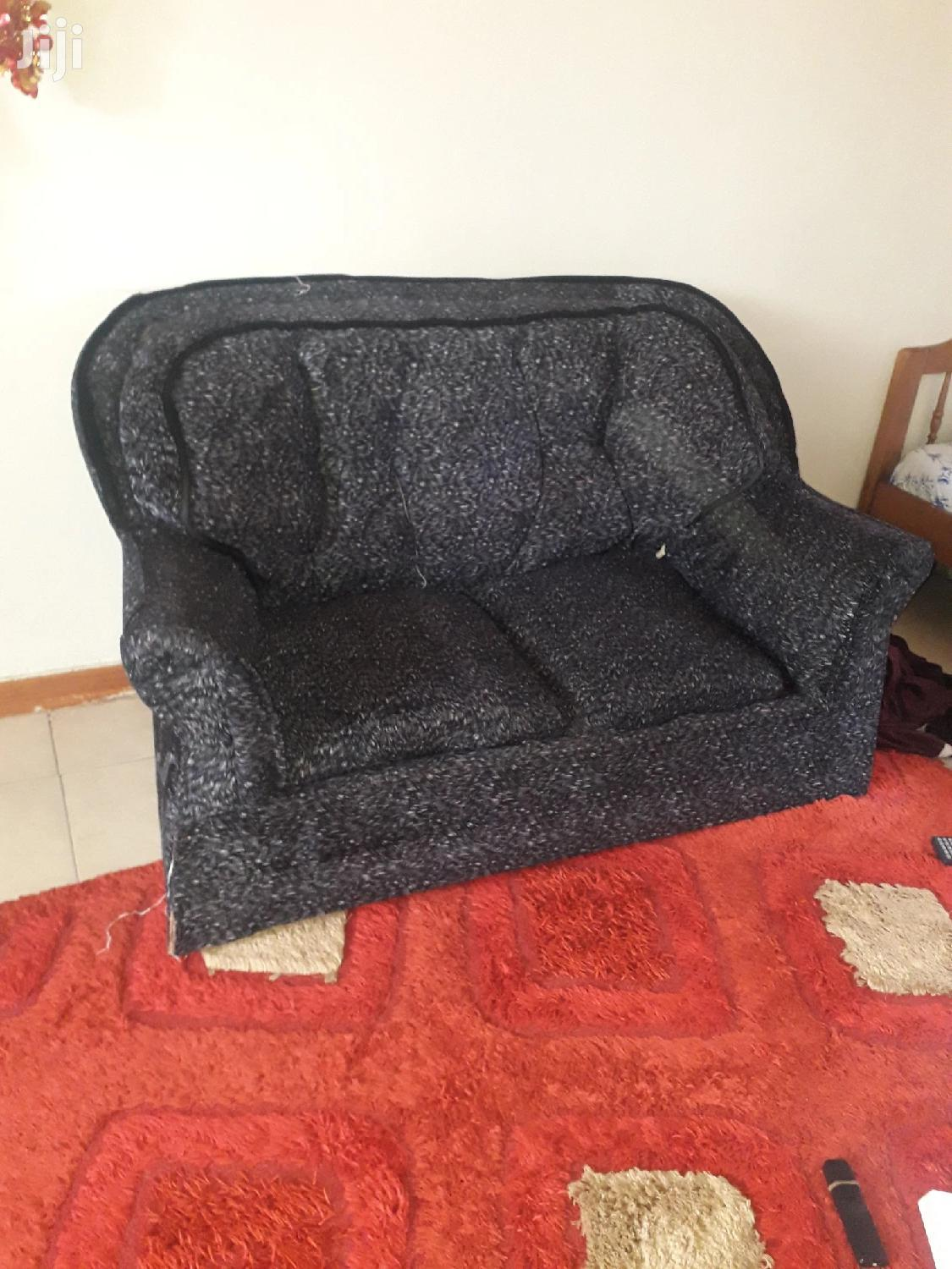 Quality Two Seater Sofaset | Furniture for sale in Kampala, Central Region, Uganda
