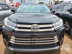 Toyota Kluger 2016 Black | Cars for sale in Central Region, Kampala