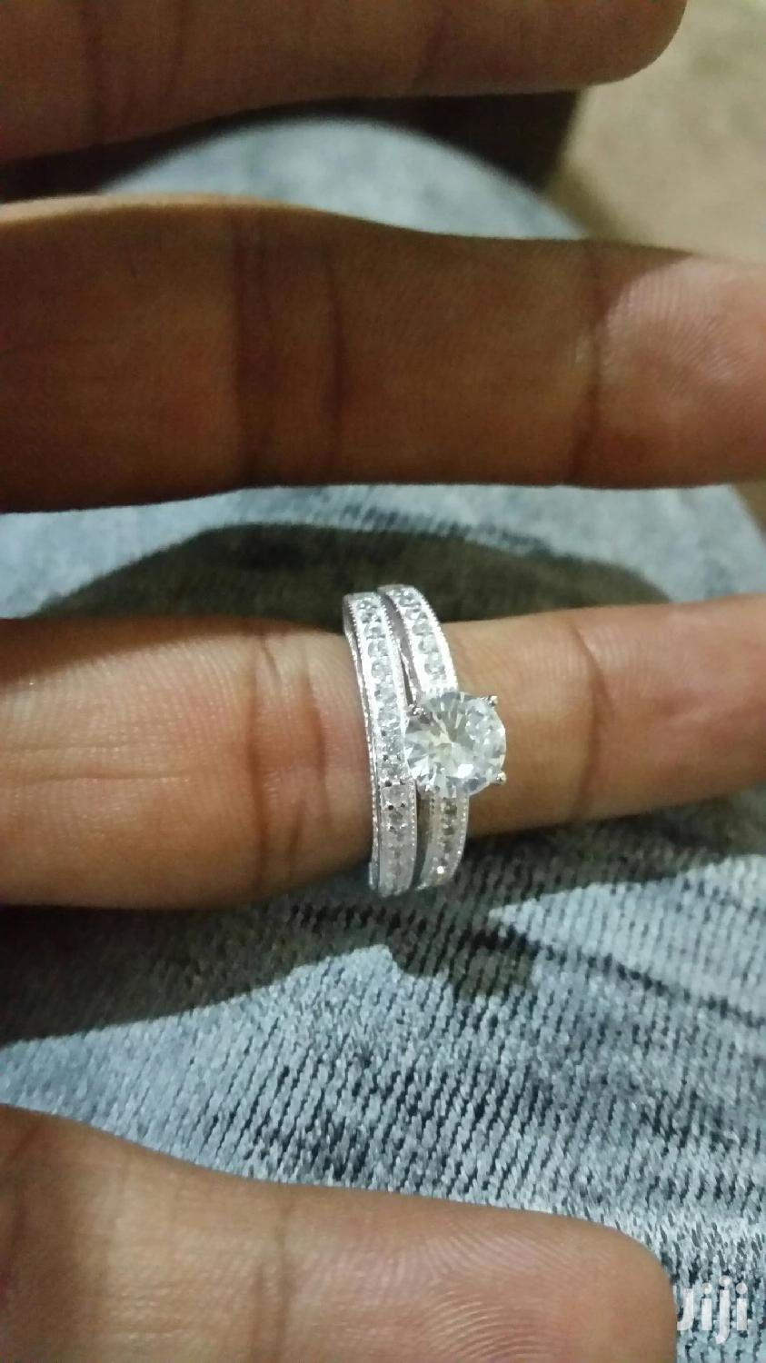 Archive: Wedding And Engagement Ring