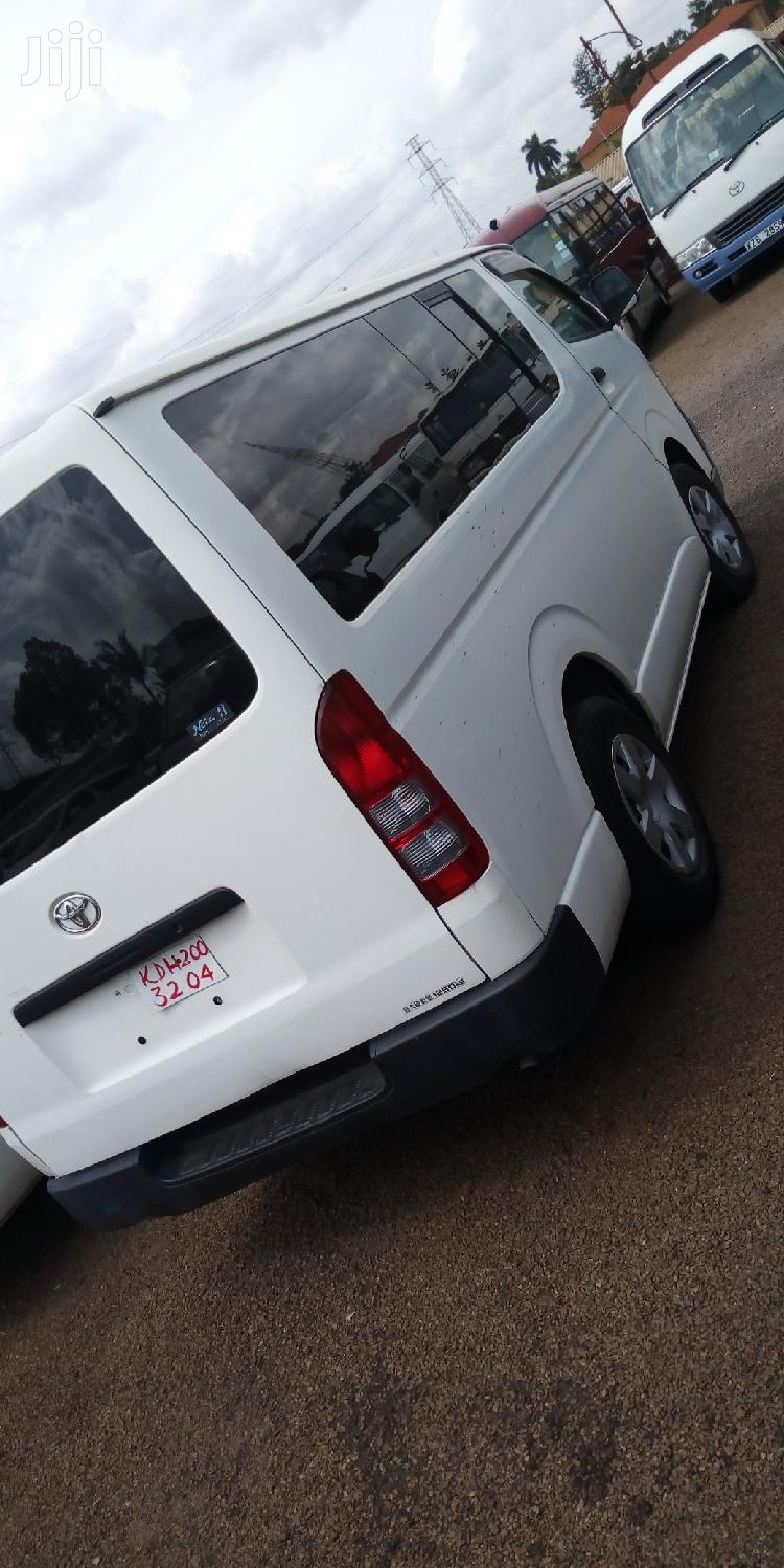 Toyota Drone Hiace Van | Buses & Microbuses for sale in Kampala, Central Region, Uganda