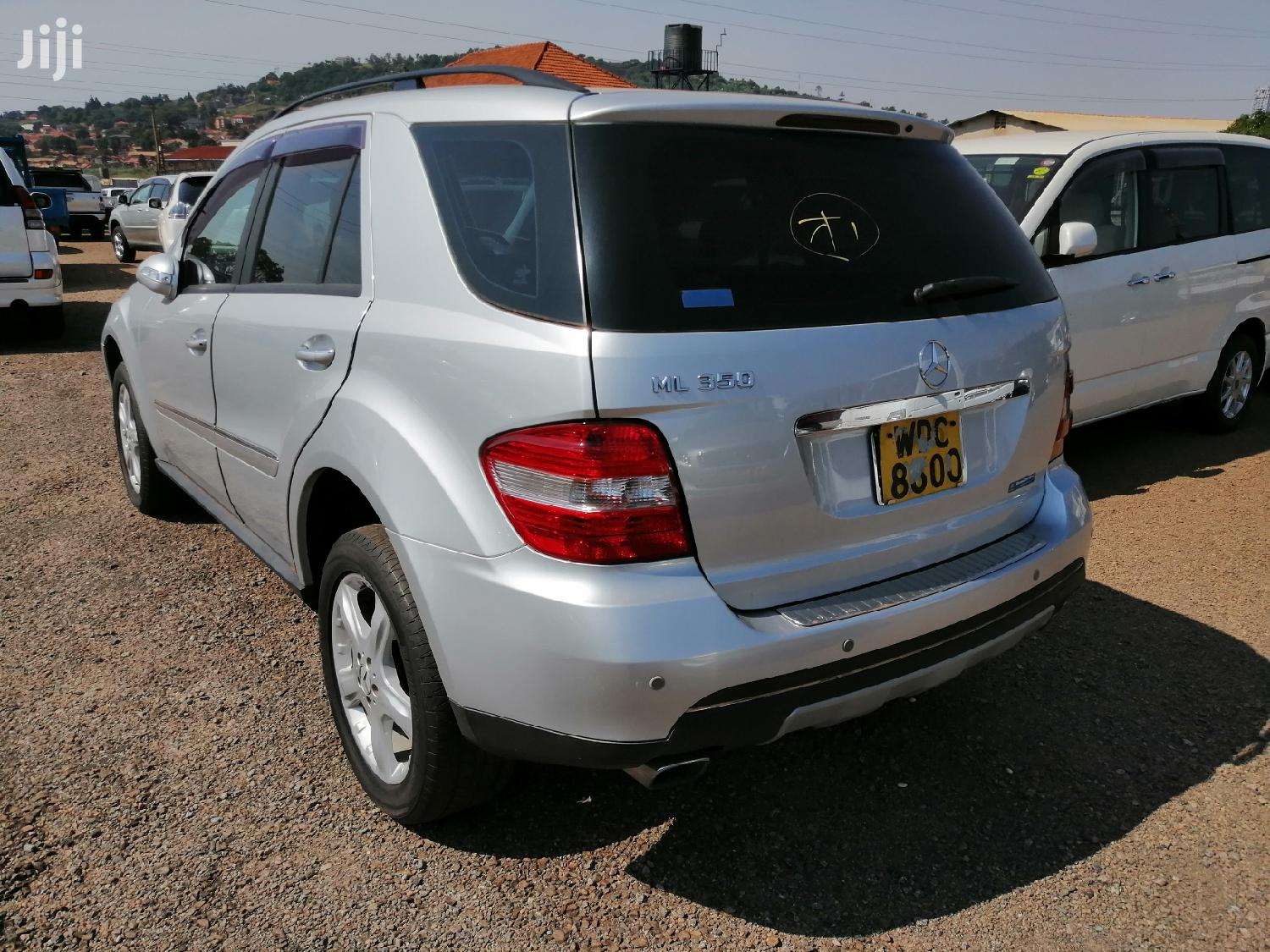 Mercedes-Benz M Class 2007 Silver | Cars for sale in Kampala, Central Region, Uganda