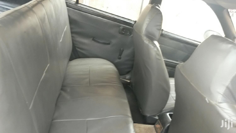 Archive: Toyota Corolla 1997 Black