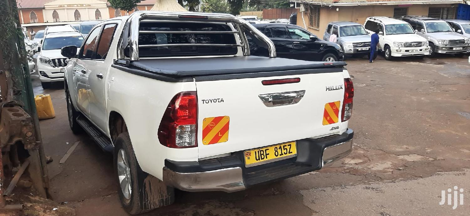 New Toyota Hilux 2019 White | Cars for sale in Kampala, Central Region, Uganda