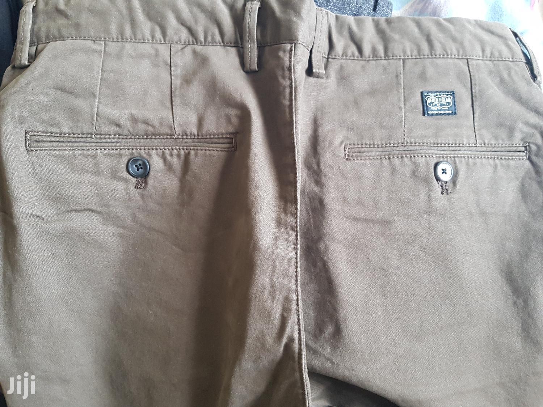 Archive: Men's Khaki Trousers