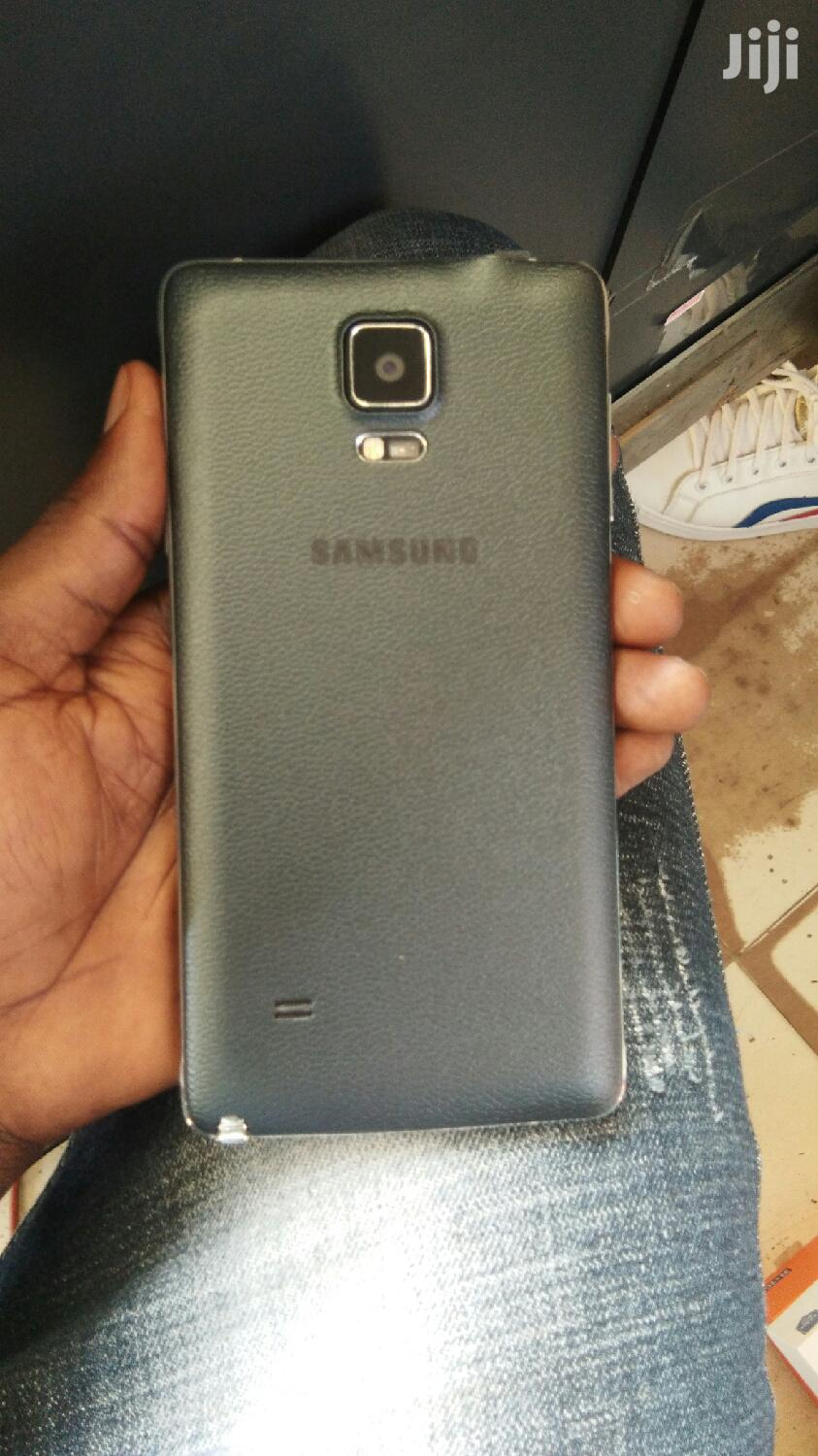 New Samsung Galaxy Note 4 32 GB Black | Mobile Phones for sale in Kampala, Central Region, Uganda
